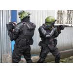 Бронежилеты, бронешлемы и средства охраны