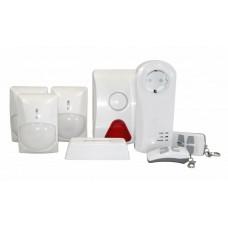 Комплект «X800» охранной GSM сигнализации