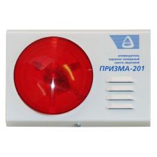 Свето-звуковой оповещатель «Призма-201»