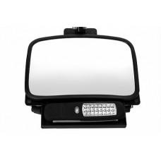 Досмотровое подкатное зеркало с фонарем ШМЕЛЬ АВТО