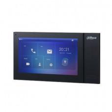 DH-VTH2421FB Монитор видеодомофона IP 7  дюймовый, черный
