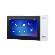 DH-VTH2421FW Монитор видеодомофона IP 7  дюймовый, белый
