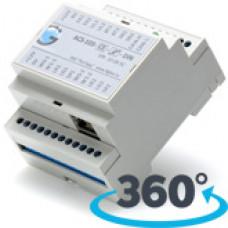 Контроллер СКУД ACS-103-CE-DIN (M)
