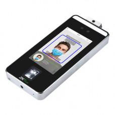 Speedface V5L [TD] Терминал СКУД для распознавания лиц и температуры