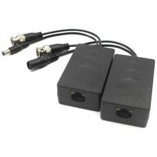 DH-PFM801-4MP Пассивный приемопередатчик по витой паре с передачей питания