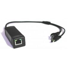 VSP-01POE Внешний PoE адаптер для питания камер 12В (DC) по PoE(802.3af)
